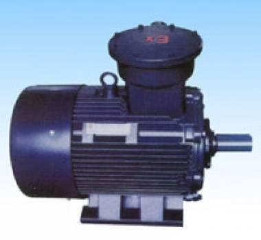 YB2系列隔爆型三相异步电动机-东莞防爆电机