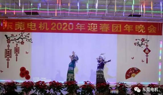 民族舞蹈节目表演