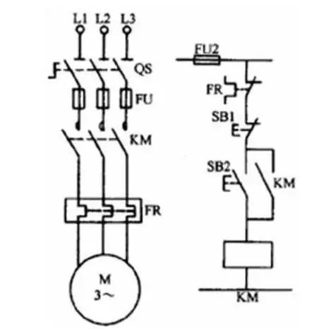 多点控制电路的工作原理