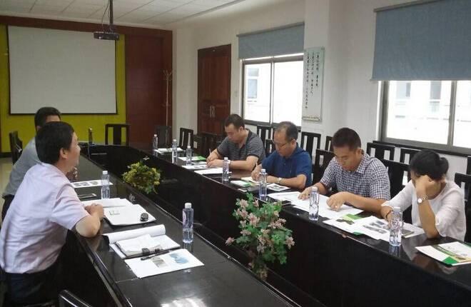 经信局领导视察东莞电机再制造基地